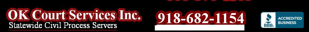 OKCS Oklahoma Process Service